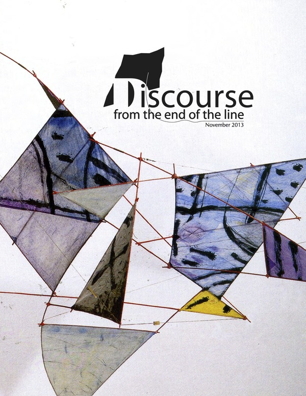 Discourse Issue 15 Cover