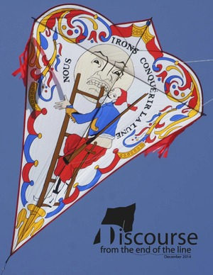 Discourse Issue 18 Cover